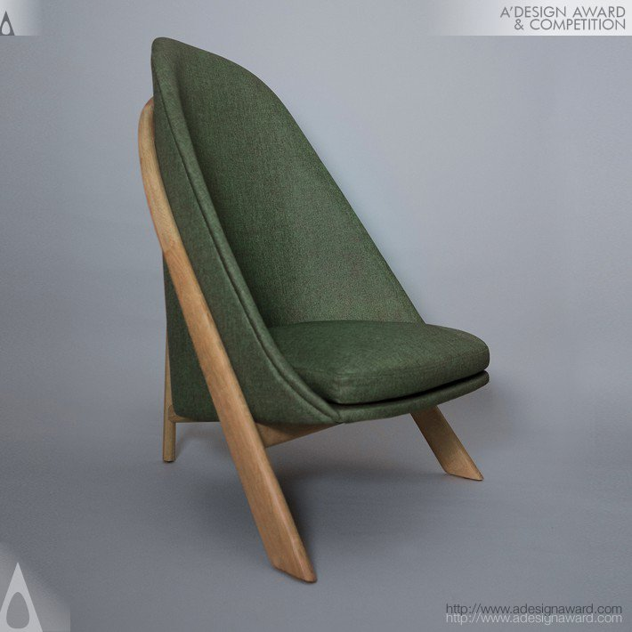 Propella Easy Chair by Vu Hoang Anh