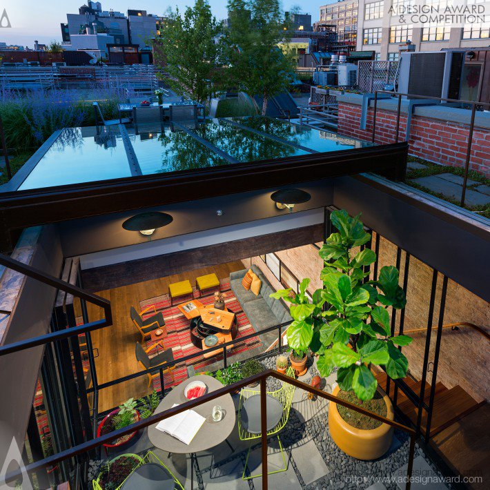 Tribeca Loft (Residential Apartment Design)