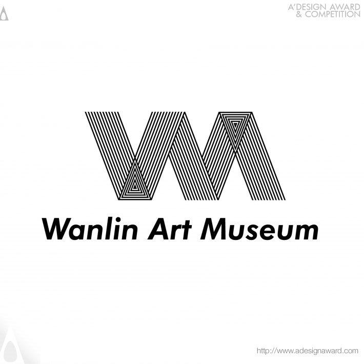 Wanlin Art Museum (Logo Design)