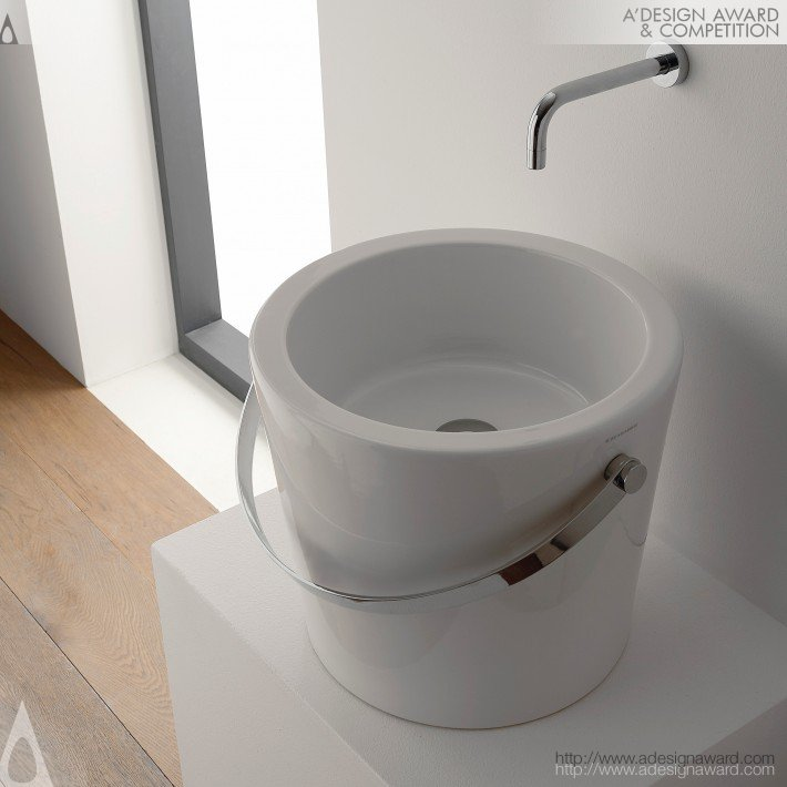 Bucket 40 (Lay-On Wash Basin Design)