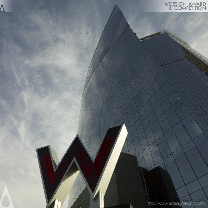 W Doha (Hotel & Residences Design)