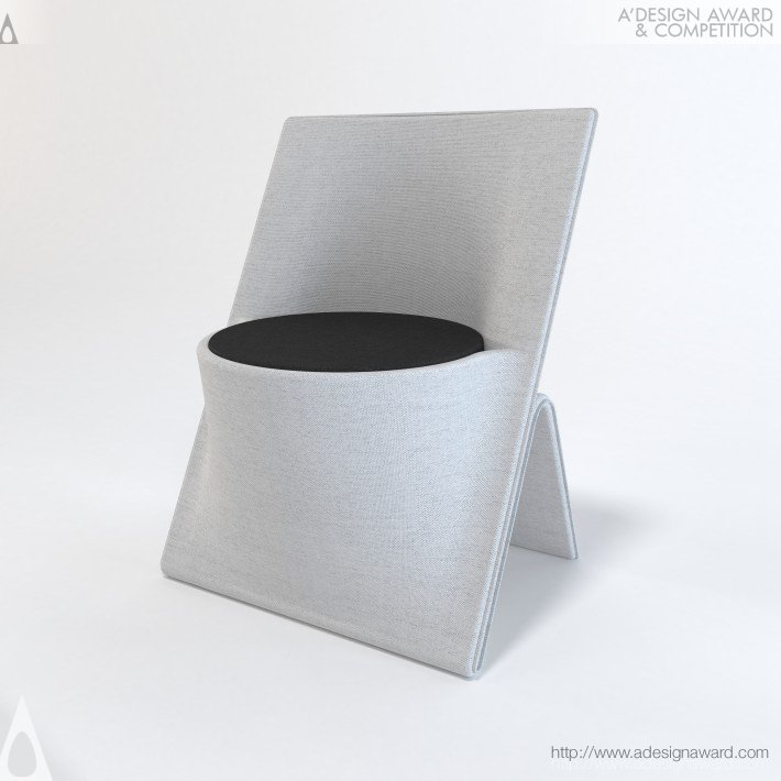 Exo Chair by Svilen Gamolov Platinum A' Architecture, Building and Structure Design Award