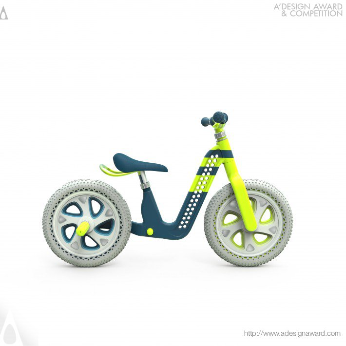 Ako Balance Bike Learn Cycling by Corentin Bricout