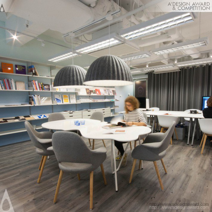 A 39 design award and competition bean buro office office for Buro interior
