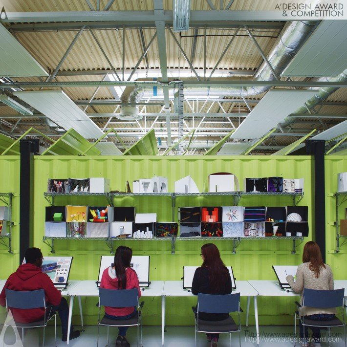 Architecture Factory (Cork Institute of Technology Design)