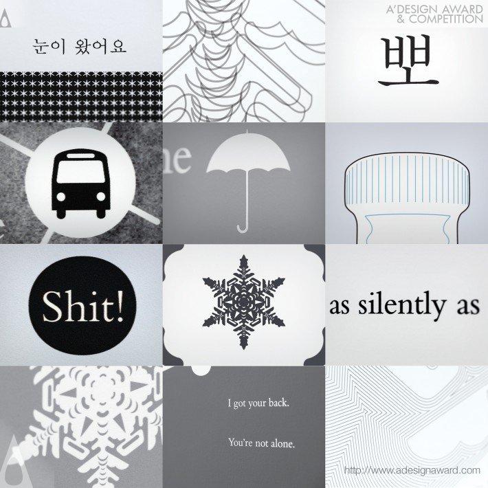 Ephemeral Eternal (Gallery Show Design)