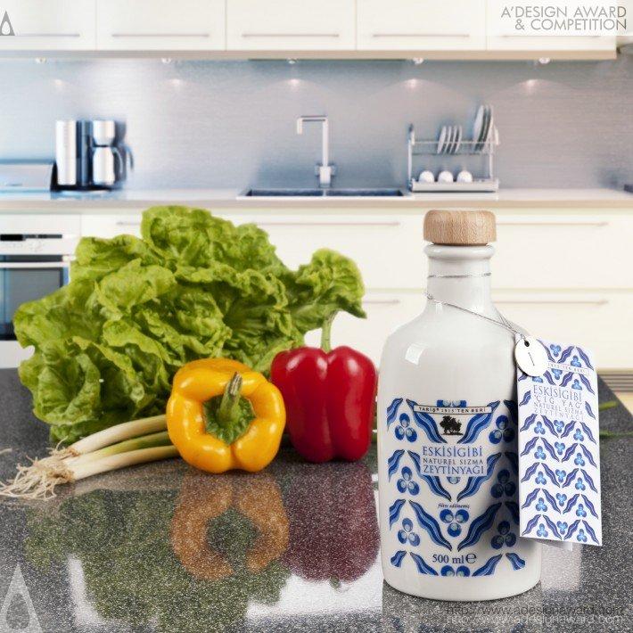Çig Yag (Olive Oil Design)