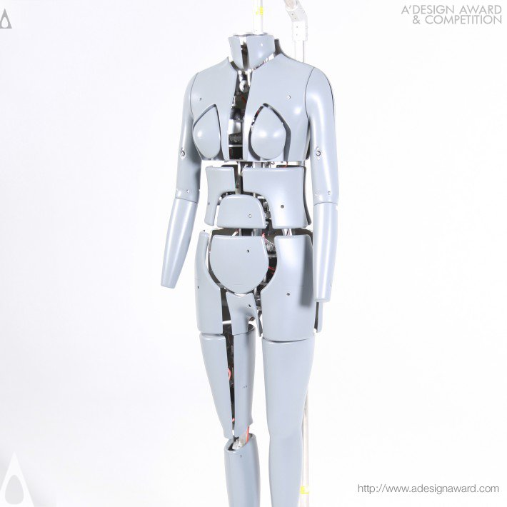 I.dummy Part Iii: The Manniqueen (Innovative Fitting Mannequin Design)