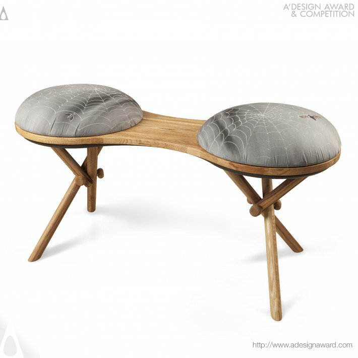 Puff Bench by Milica Maric