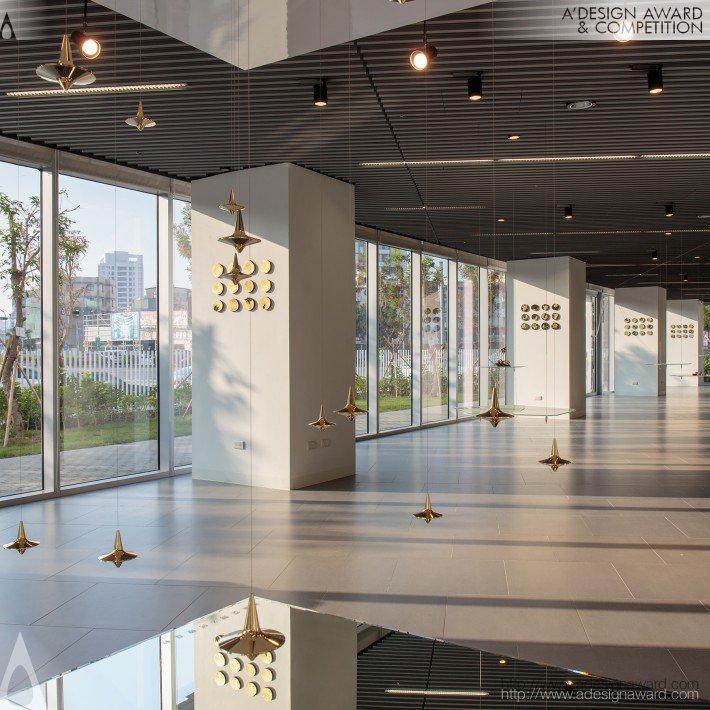 Float (Exhibition Space Design)