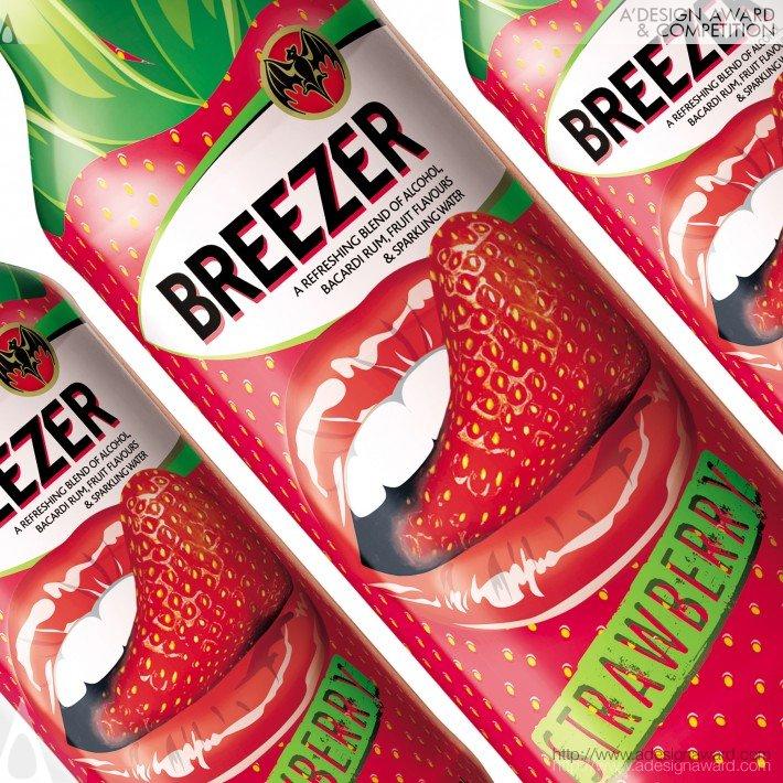 Breezer Be Bold (Limited Edition Spirits Design)