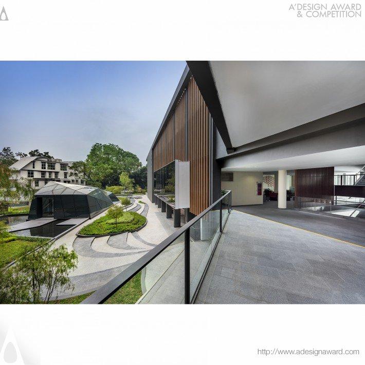 Hc (Cultural Centre Design)