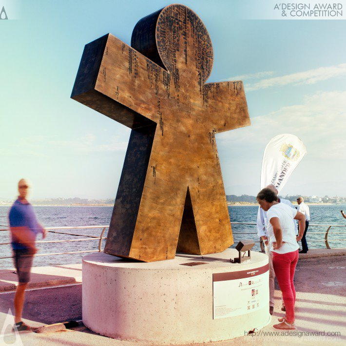 Santander World (Urban Sculptures Design)