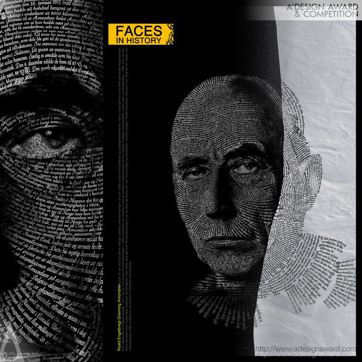 Faces in History (Poster Design)