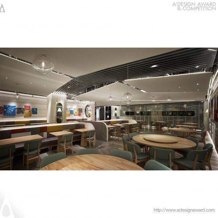 Kaifun Chungli (Food and Beverage Space Design)