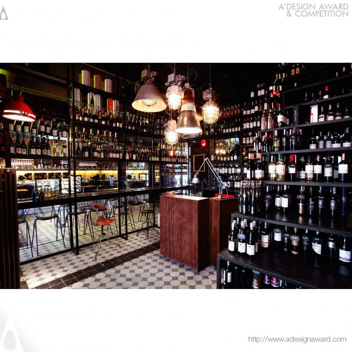 Wine Bar by smallna