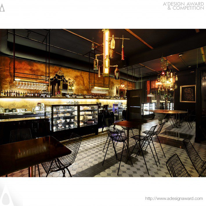 Nowina Wine Bar by smallna