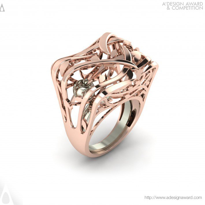 Gravity Ring (Jewelry Design)