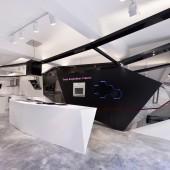 Hiveometric-Kuppersbusch Showroom