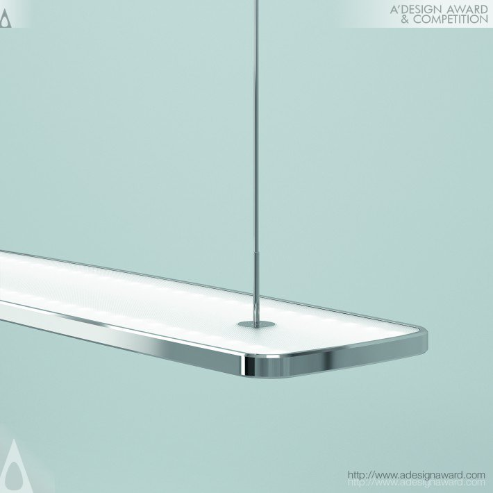Prana+ (Office Floor Light Design)