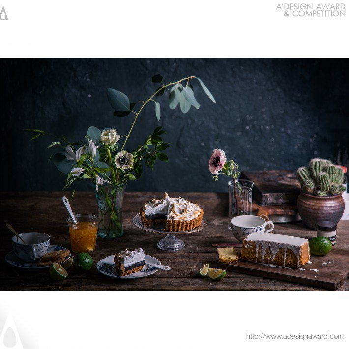 Vintage Table Setting (Photography Design)
