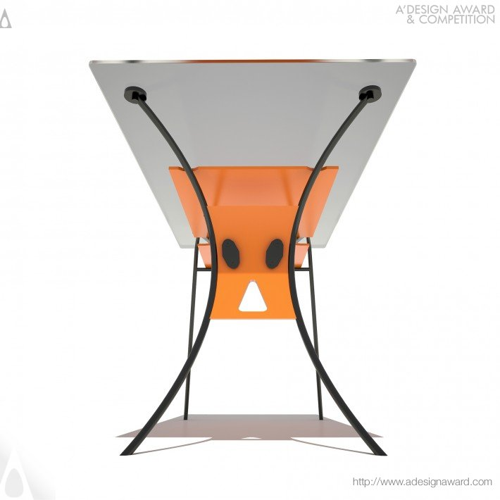 Maidan Table (Table Design)