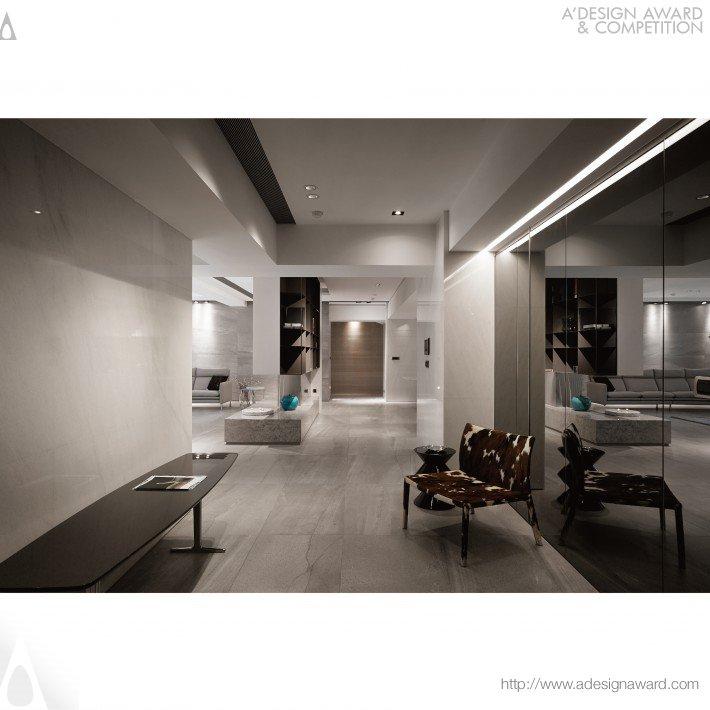 Green Life (Residential House Design)