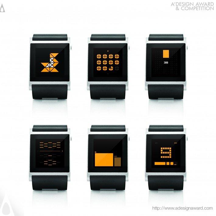 Genuse (Watchfaces Applications Design)