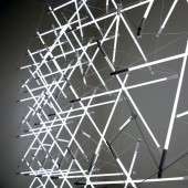 Tensegrity Space Frame