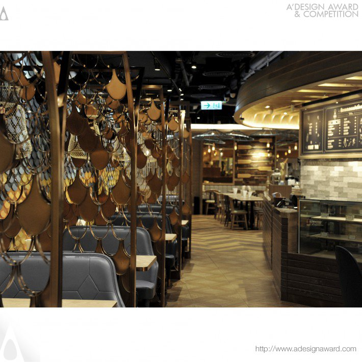 Teawood-Aberdeen (Cafe and Restaurant Design)