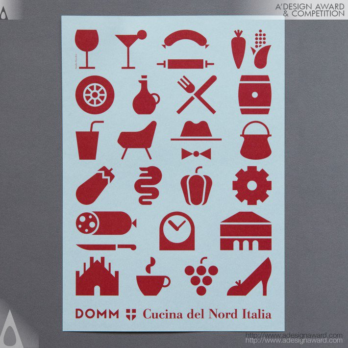 Domm Restaurant (Corporate Design Design)