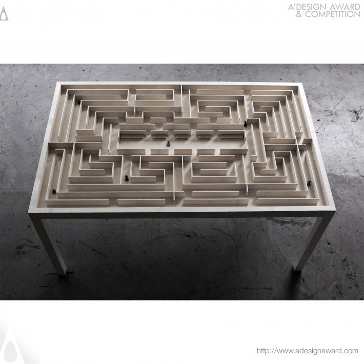 Labyrinth (Table Design)