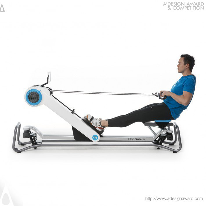 Float Rower (Indoor Rowing MacHine Design)