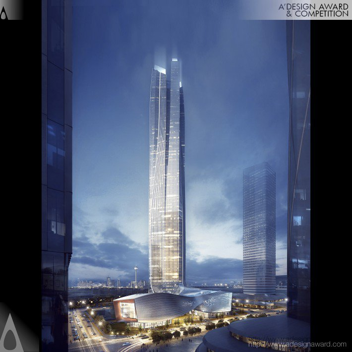 Hengqin International Financial Center (Mixed-Use Design)