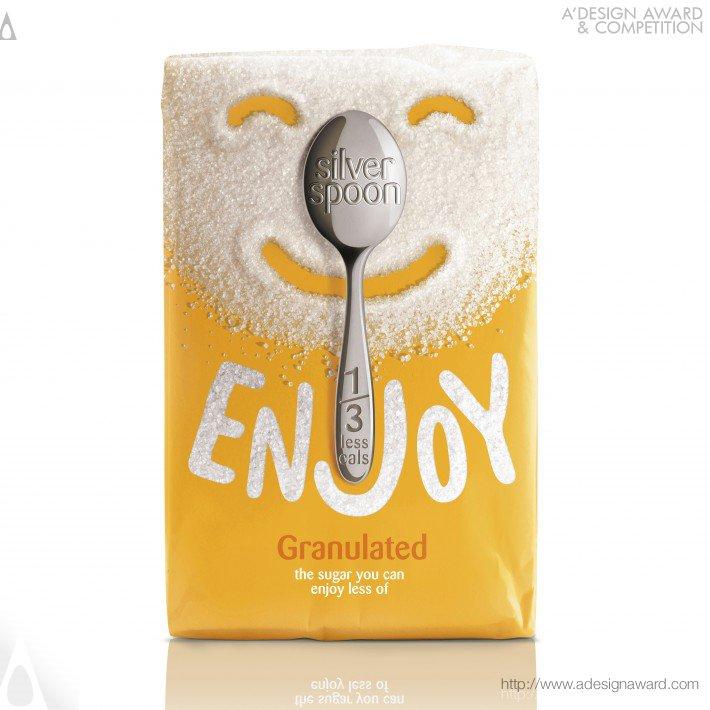 Enjoy (Sugar Packaging Design)