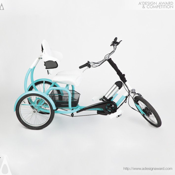 Tamás Túri - Cero Electric Tricycle