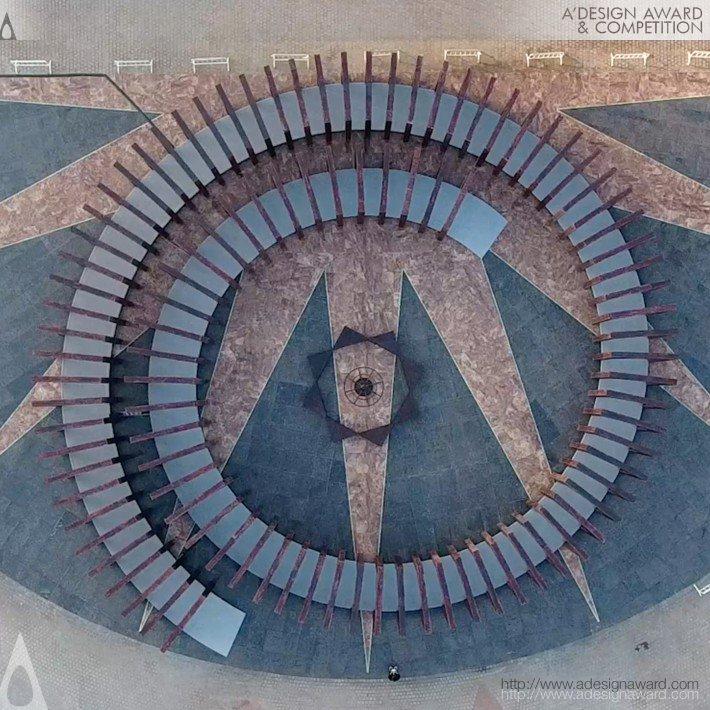 Spiral Arches (Pavilion Design)