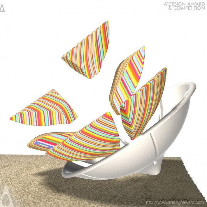 Spin by Jesper Legaard Jensen - 1 DESIGN STUDIO - 1 DESIGN STUDIO
