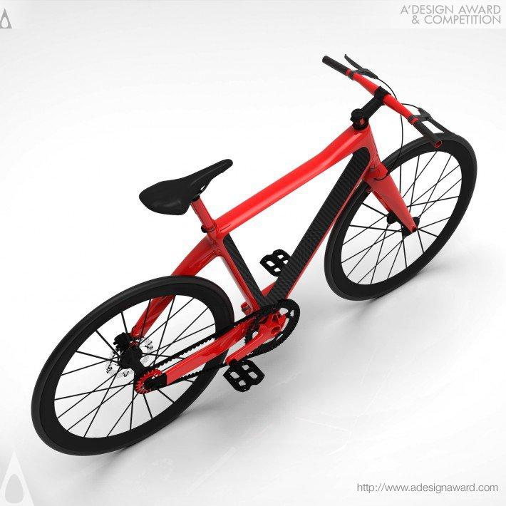 P.g.bugatti (Electric Bicycle Design)