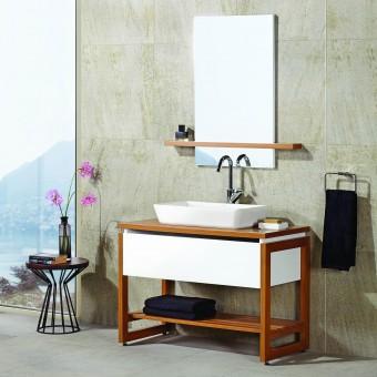 NORDIC Bathroom Furniture Set Ceramic Tiling