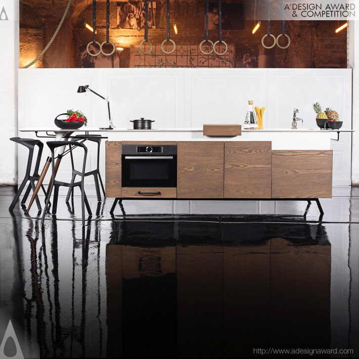 dsignedby - Kitch T Compact Kitchen