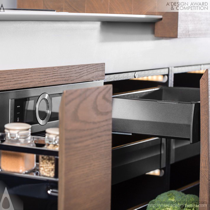 dsignedby Compact Kitchen