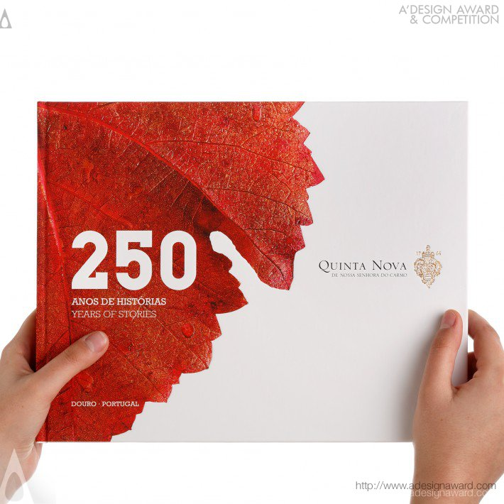 250 Years of Stories (Book Design)