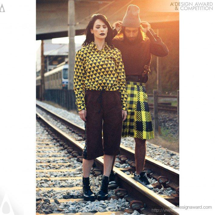 Kilt Cult (Fashion Collection Design)