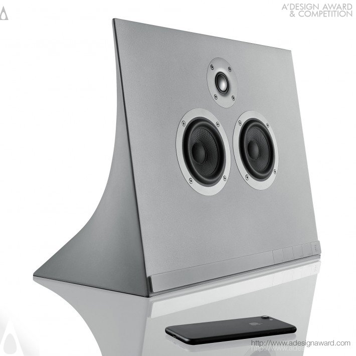 Ma770 Wireless Speaker (Hi-Fidelity Wireless Speaker Design)