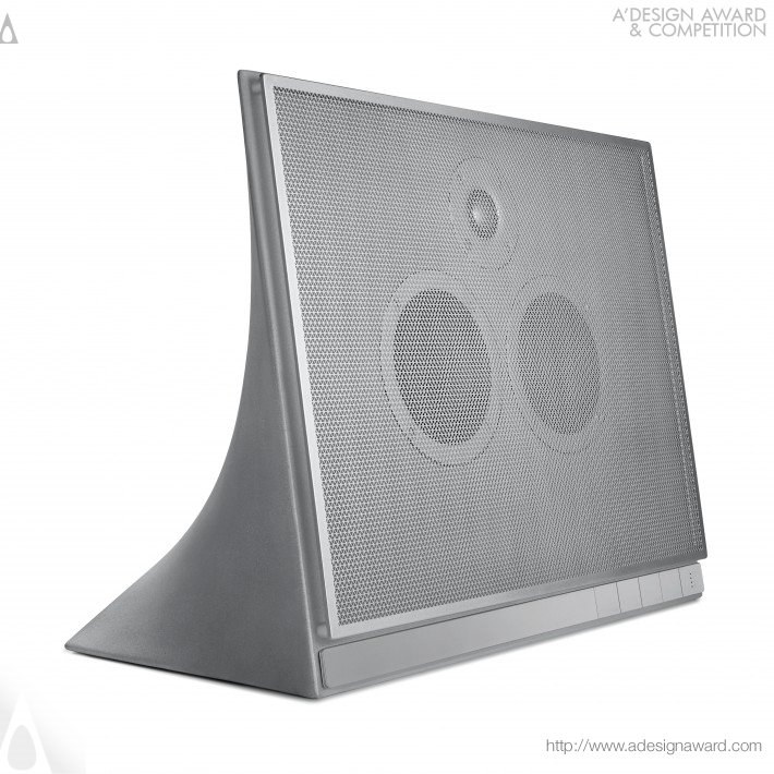 Ma770 Wireless Speaker Hi-Fidelity Wireless Speaker by Andrew gretchko