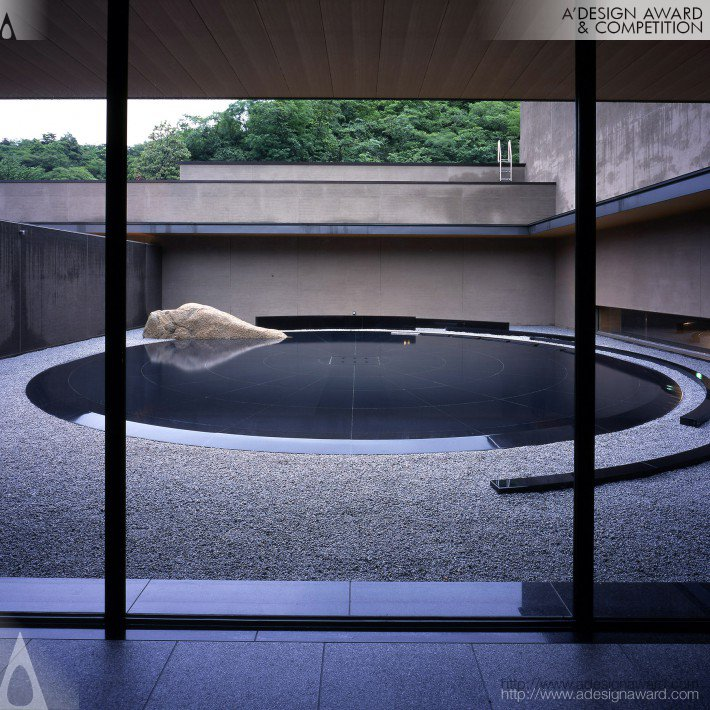 Yukyu En (Hofu City Crematorium Design)