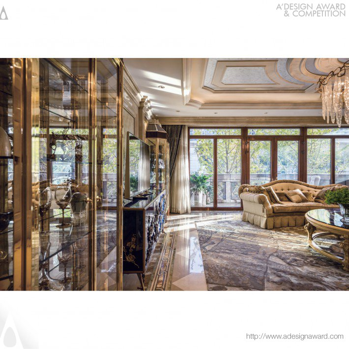 Eminence Mansion (Residential Show Home Design)
