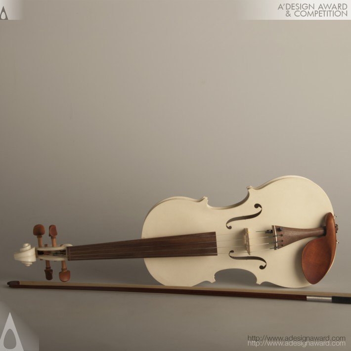 P'iolin (Musical Instrument, Paper Craftwork Design)