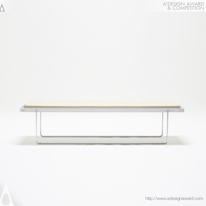 Row Bench by CRITIBA